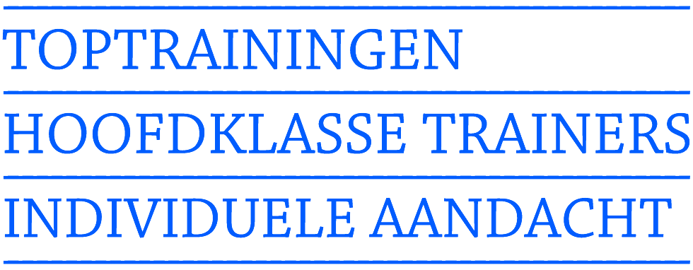 top-trainingen